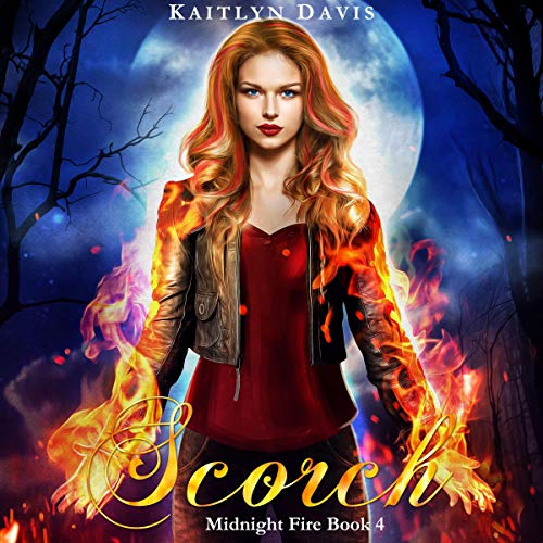Scorch Audiobook By Kaitlyn Davis cover art