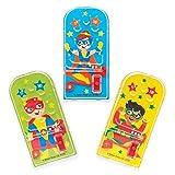 "Baker Ross AW722 Mini-Flipper ""Superhelden"" (6er-Pack) Perfekt als Kindergeschenke,..."