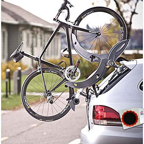 Saris Fahrradträger Gran Fondo 2 Bikes schwarz +Flicken