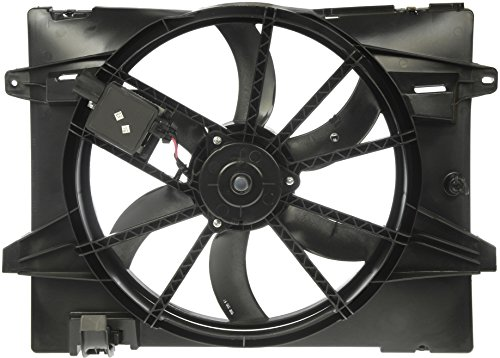 Dorman 621-353 Engine Cooling Fan Assembly for Select Ford / Lincoln / Mercury Models