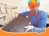 Blippi Visits a Chocolate Factory