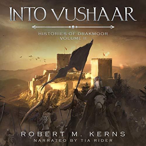 Into Vushaar Titelbild