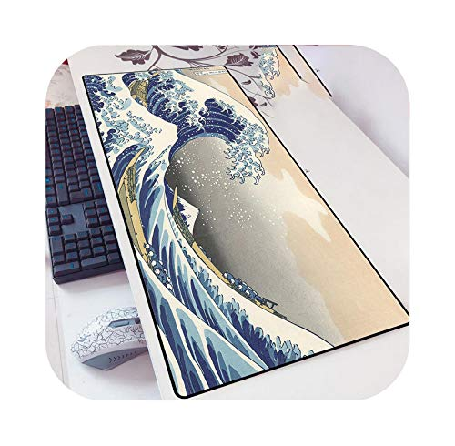 Japan Famous Mount Fuji Mouse Pad 90x40cm Anime XXL Gaming Padmouse Gamer Laptop Keyboard Mouse Mats for Playing Game CSGO-Thirty-Six Views 1-900mmx400mmx2mm