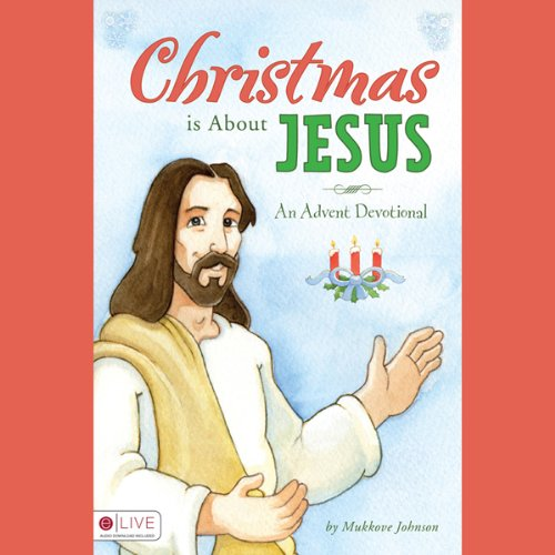 Christmas Is About Jesus cover art