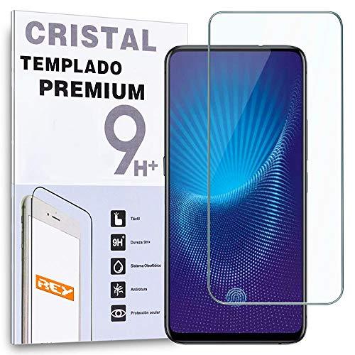 REY Protector de Pantalla para Vivo NEX - Vivo NEX S - Vivo NEX A, Cristal Vidrio Templado Premium