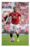 Bastian Schweinsteiger - Manchester United Signiert