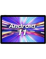 タブレット Android 11、TECLAST T40 Plus タブレット 10.4インチ、 RAM 8GB/ROM 128GB、2.0GHz 8コアCPU、2000*1200解像度 2K FHD IPSディスプレイ、4G LTE モデルタブレットPC、GMS認証+Type-C+Bluetooth 5.0+GPS+2.4G/5G WiFi+6600mAh+最大512GB TF拡張、日本語取扱説明書付き