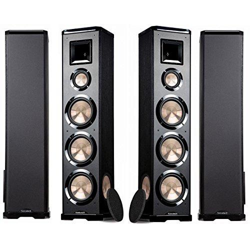 bic floor standing speakers BIC Acoustech PL-980L-PL-980R 3-Way Floor Speakers - ONE Pair