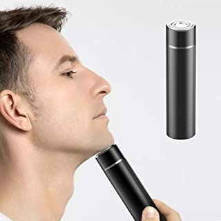 Rakmaskin män elektrisk, våt och torr rakapparat, uppladdningsbar USB-rakapparat för män, tvättbar & LED-energiindikator, ...