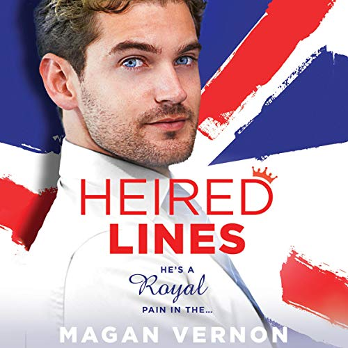 Heired Lines audiobook cover art