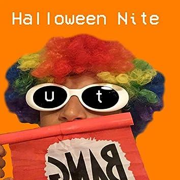 Halloween Nite (feat. MC Nana)