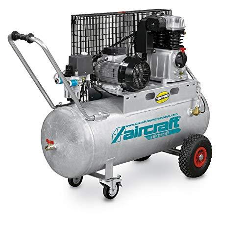 Aircraft - AIRPROFI 503/100 - professionele compressor met twee cilinder-krachtige aggregaz