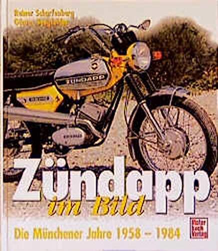 Zündapp im Bild, Die Münchener Jahre 1958-1984