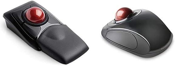 Kensington Expert Wireless Trackball Mouse (K72359WW) & Orbit Wireless Trackball Mouse with Touch Scroll Ring (K72352US),B...