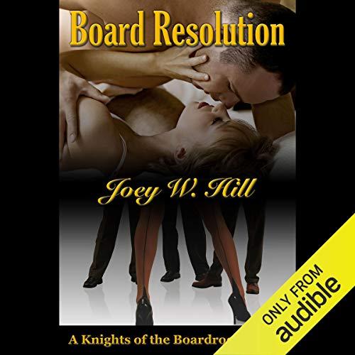 Board Resolution audiobook cover art