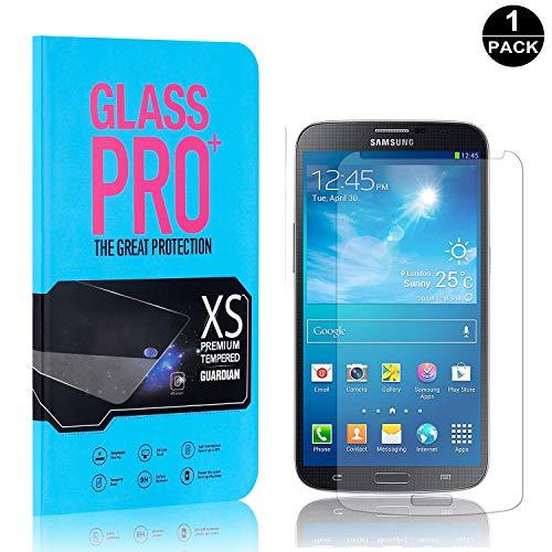 Bear Village Protector de Pantalla Galaxy S4, 9H Cristal Templado, Anti-Golpe, Compatible...