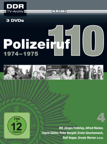 Box 4: 1974-1975 (DDR TV-Archiv) (3 DVDs)