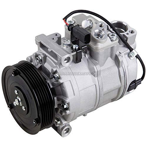 AC Compressor & A/C Clutch For Audi A4 A5 A6 A8 S6 S8 RS4 & Bentley Arnage - BuyAutoParts 60-01751NA NEW