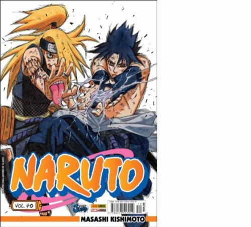 Naruto - Volume 40