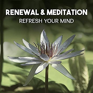 Renewal & Meditation – Refresh Your Mind, New Age Music for Mental Health, Heal Yourself by Soothing Sounds, Reach Inner Balance