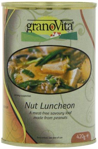 Grano Vita Granovita Nut Luncheon, 6er Pack(6 x 420 g)
