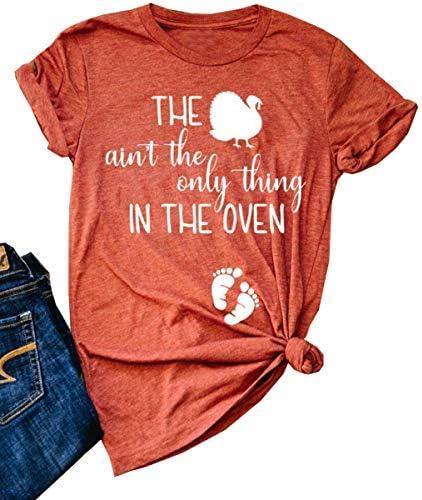 Top 10 Best thanksgiving pregnancy shirt Reviews