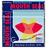 90 tiras para dormir, boca cerrada para solución antirronquidos para una mejor respiración nasal