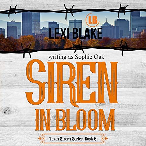 Siren in Bloom audiobook cover art
