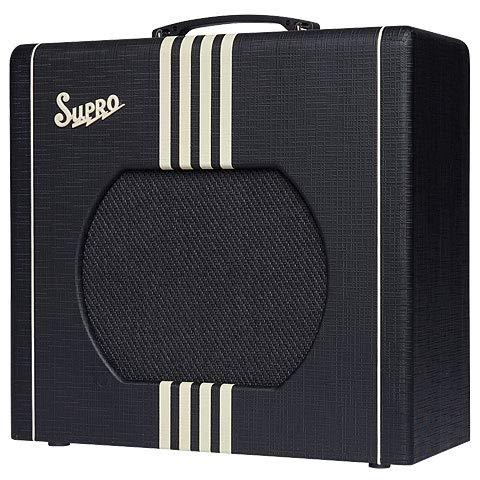 Supro Delta King 12 BC · Amplificador guitarra eléctrica