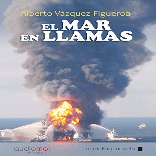 El mar en llamas [The Sea in Flames] copertina