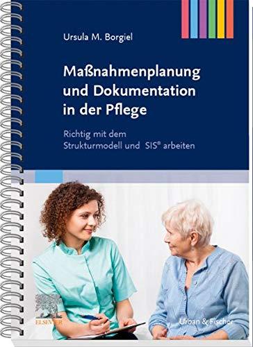 Maßnahmenplanung und Dokumentation in der Pflege: Richtig mit dem Strukturmodell und  SIS® arbeiten