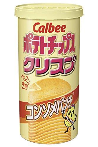 Calbee(カルビー)『ポテトチップスクリスプ コンソメパンチ』