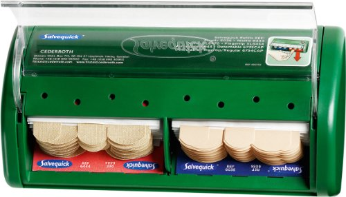 Holthaus Medical Salvequick®-Pflasterspender gefülltPflasterstrips elastisch und wasserfest