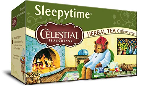 (6 PACK - Celestial Seasonings - Sleepytime Tea | 20 Bag | 6 PACK BUNDLE