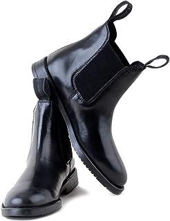Rhinegold Comfey Classic Leather Jodhpur Boots