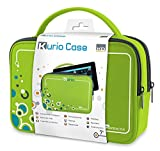 Kurio Case Touch Screen Tablet Carry Case Travel Bag, Green