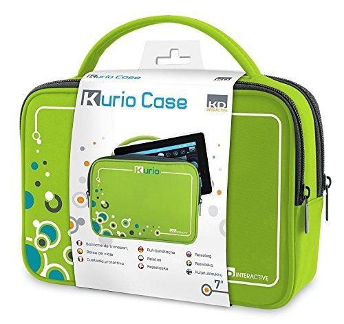 Kurio Case Touch Bildschirm Tablet Tragetasche Reisetasche, grün