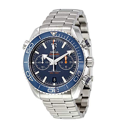 Omega Seamaster Planet Ocean Chronograph automatico Mens Watch 215.30.46.51.03.001