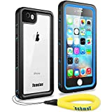 Temdan iPhone 7 iPhone 8 iPhone SE 2020 Waterproof Case with Floating...