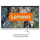 Lenovo IdeaCentre AIO 3i A340 68,58 cm (27 Pouces), 1920 x 1080, Full HD, Mat PC de Bureau Tout-en-Un (Intel Core i3-10100T, 8 Go de RAM, 512 Go SSD, graveur DVD, Intel UHD, Windows 10 Home) Blanc