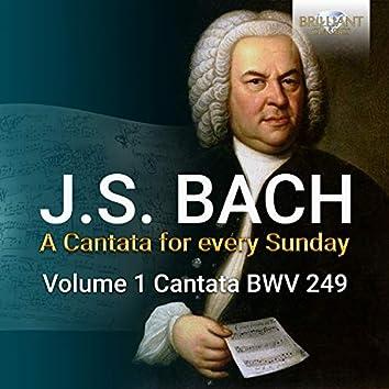 J.S. Bach: Easter Oratorio, BWV 249