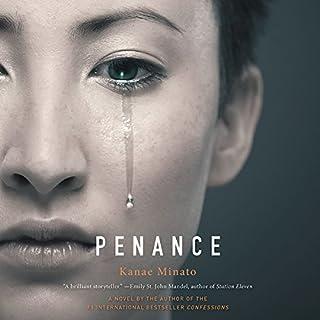 Penance audiobook cover art