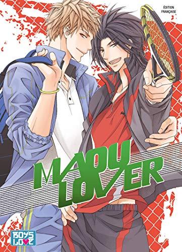 Maou Lover - Tome 01 - Livre (Manga) - Yaoi