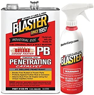 Blaster Penetrating Catalyst, 1 gallon can