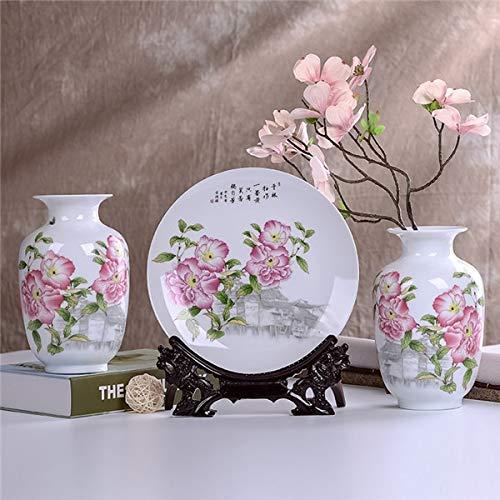 ZYG222 Antiek vaas traditionele Chinese bruiloft decoratie keramische vaas retro huisdecoratie cadeau
