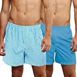 Gildan (2 Piece) Cotton Blend Mens Boxers Boxer Mens Underwear Boxers For Men