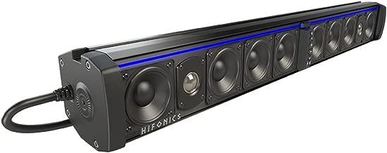 HIFONICS TPS10 Thor 10-Speaker Bluetooth Powersports Amplified Soundbar