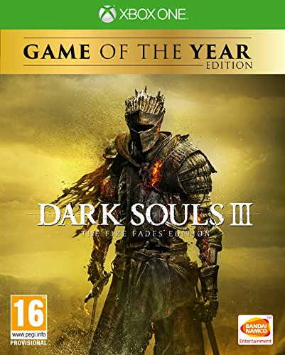Dark Souls 3 The Fire Fades [Importación Inglesa]