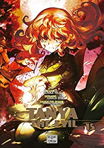 Tanya The Evil Edition simple Tome 15