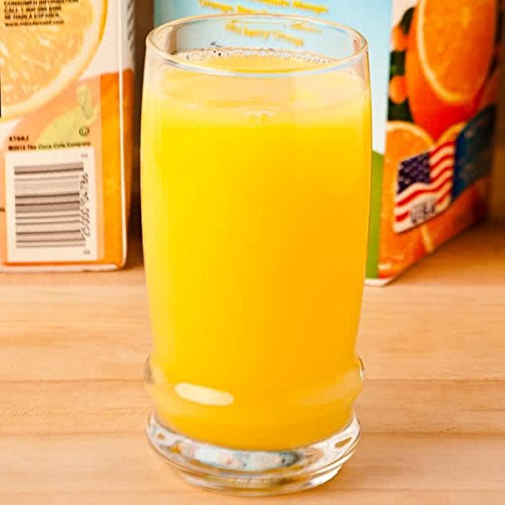 タイプライター謙虚な防衛Set of 6 Libbey 29411 Cascade Beverage Glass, 350ml, w/Signature Party Picks